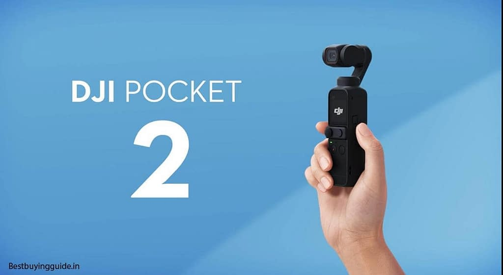 DJI pocket 2 user review, specifications & price in India