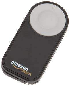 Amazon Basics Wireless Remote Contro