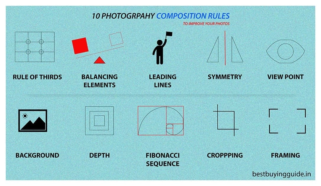 Rule of composition in photography