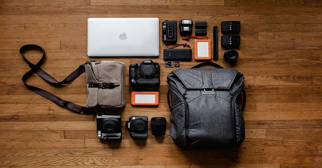 Best travel camera bag in India 2021