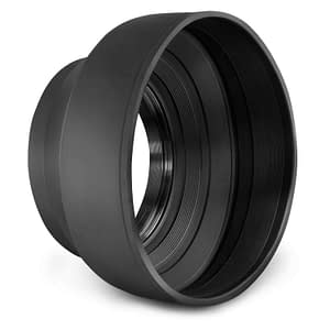 Altura Photo 67 mm Collapsible Rubber Lens Hood