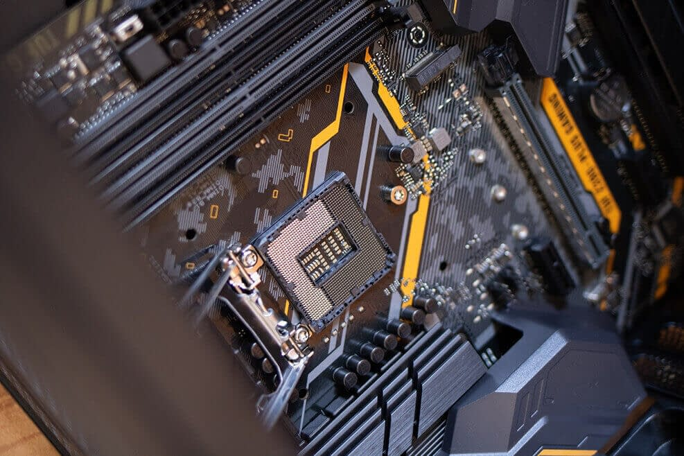 How to update bios for motherboard